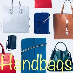 Bags, wallets, cases, & MORE!